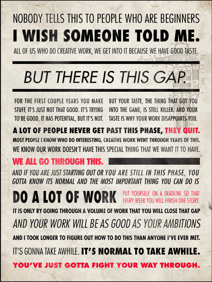 KMBA-Ira Glass Quote